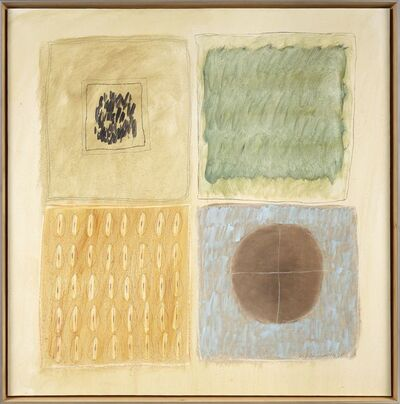 Ida Kohlmeyer, 'Untitled', 1978