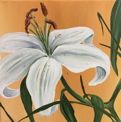 Allison Green, 'Garden Study 2', 2014