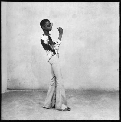 Malick Sidibé, 'A Ye-Ye Posing', 1963