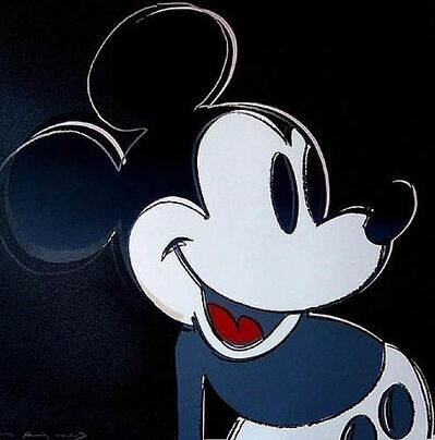 Andy Warhol, 'Mickey Mouse (II.265)', 1981