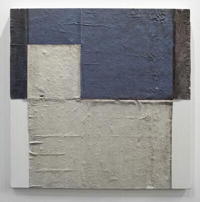 Pablo Rasgado, 'Arquitectura desdoblada (tres esquinas)', 2017