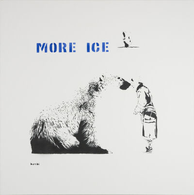 Bambi, 'More Ice', 2019