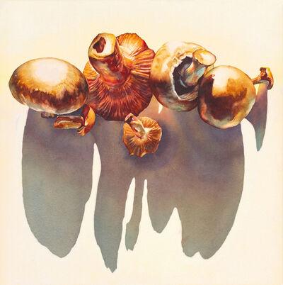 """Kathrine Lemke Waste, '""""Seven Mushrooms""""', 2019"""