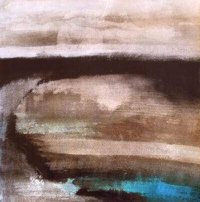 Palmi Marzaroli, 'L'heure bleue', 2019