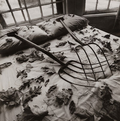 Arthur Tress, 'Making Leaves, Cold Spring, NY', 1978/1980s