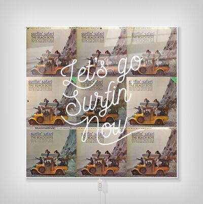 Keith Haynes, 'Let's Go Surfin' ', 2020