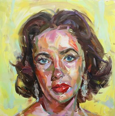 Paul Wright, 'Liz Taylor', 2017