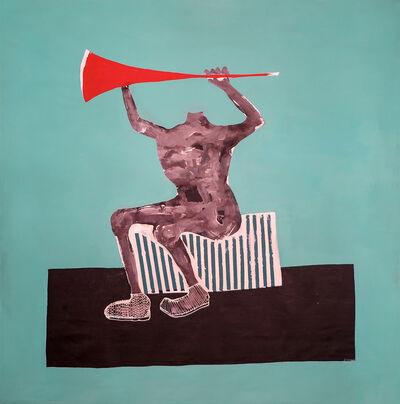 Amadou Sanogo, 'Le Raisonnement des sans têtes', 2017