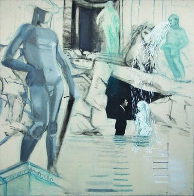 Carole Robb, 'Marcello & Donatello ', 2018