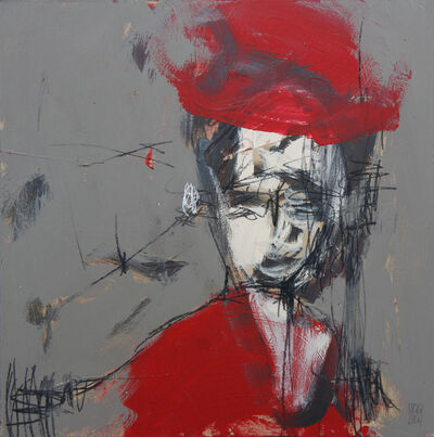 Michael Gadlin, 'Red Hat #2', 2016