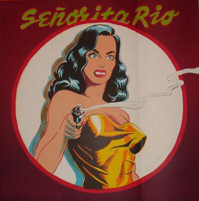 Mel Ramos, 'Senorita Rio', 1963