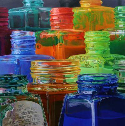 Javier Banegas, 'Colours', 2020