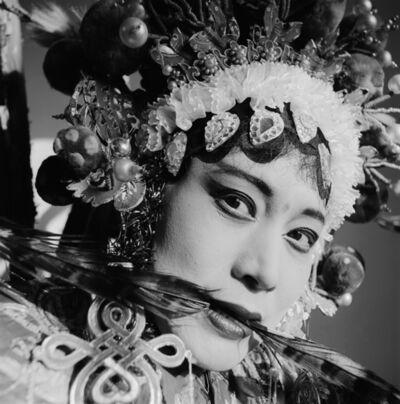 Liu Zheng, 'An Actress of Hebei Opera, Huoshentai, Henan Province', 2000