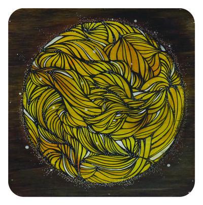 "PAU Quintanajornet, '""AYNI-yellow""', 2016"
