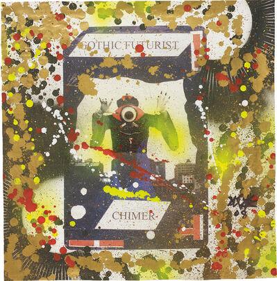 Rammellzee, 'Wild Style Chimer', 2008