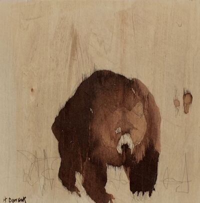 Helen Durant, 'Brown Bear, I', 2019