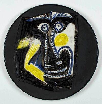 Pablo Picasso, 'Visage (Face)', 1960