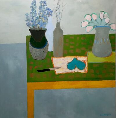 Anne Harney, 'Bluebells and Pears', 2010-2018