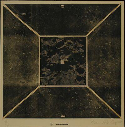 Anna Bella Geiger, 'Oceanus Procellarum', 1973