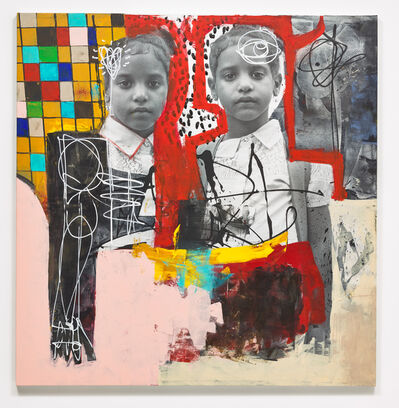 Etienne Rougery-Herbaut, 'Harlem Twins (Collab)', 2018-2019
