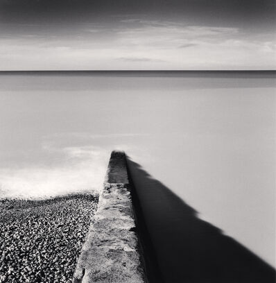 Michael Kenna, 'RISING TIDE, AULT, PICARDY, FRANCE, 2009', 2009