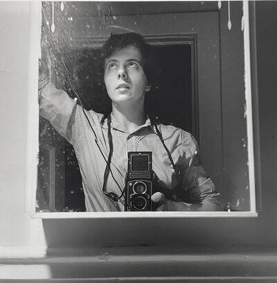 Vivian Maier, 'Self-portrait, New York, NY', 1954