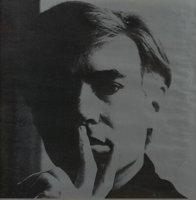 Andy Warhol, 'Self Portrait', 1966