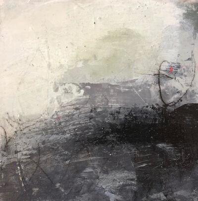 Deborah Fine, 'Dark Terrain III'