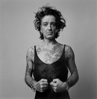 Alberto García Alix, 'Autorretrato. Mi lado femenino', 2002