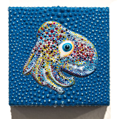 PJ Linden, 'Cuttlefish', 2018