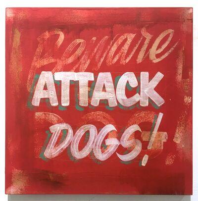 Joe Lotto, 'Attack Dogs', 2019