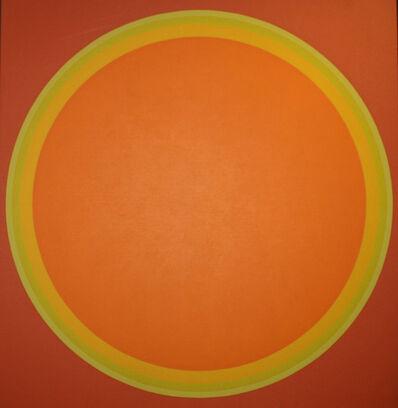 John Stephan, 'Disk #6', 1973