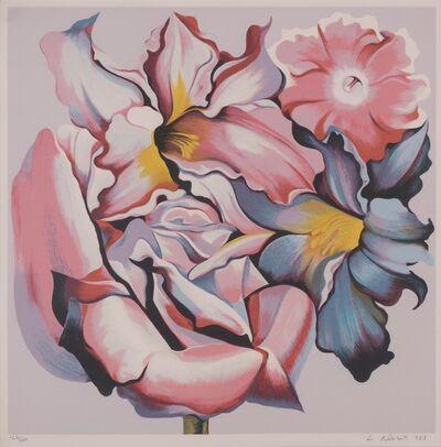 Lowell Nesbitt, 'Rose Monochrome', 1983