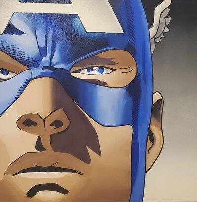 Skyler Grey, 'Captain America', 2021
