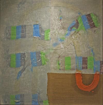 Fabian Marcaccio, 'Parche de Henequén', 1990-1991