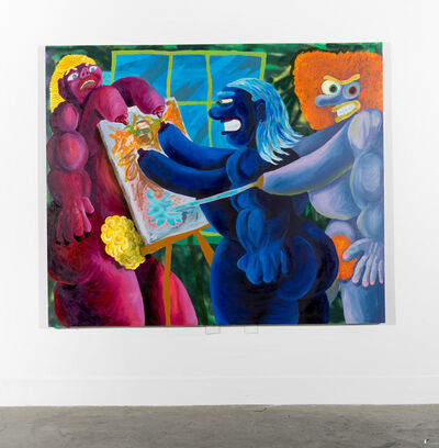 Ana Benaroya, 'The Collaboration', 2018