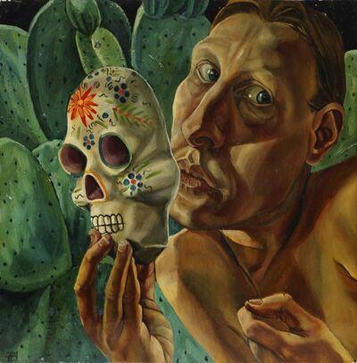 Frances Turner, 'Mexican Mask'