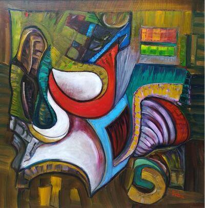 Bruno Saba, 'pittura 12', 2016