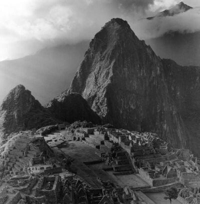 Mario Algaze, 'Machu Picchu, Peru', 2002