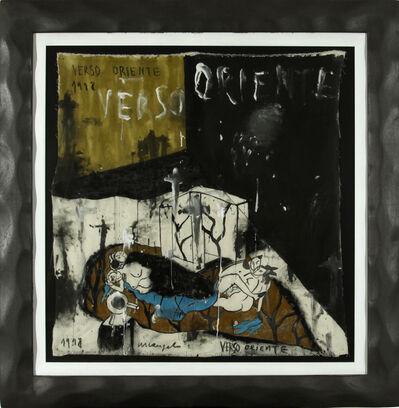 Arcangelo, 'Verso oriente', 1998