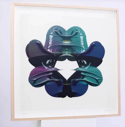 "CJ Hendry, 'Rorschach ""Card X""', 2019"