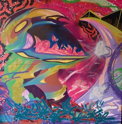 Kool Koor, 'SYM T-K (Quadriptyque)', 2009