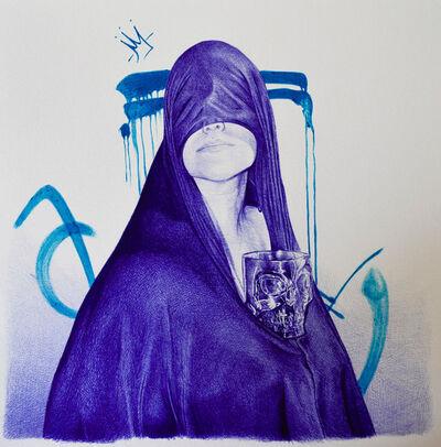 Alfredo Chamal, 'Abrazza la Muerte', 2016