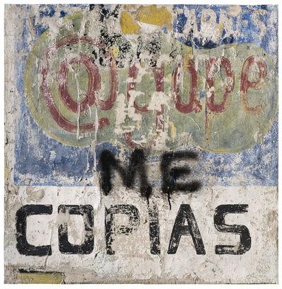 Alfredo Romero, 'Me Copias ', 2018