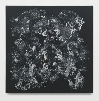 Mark Wallinger, 'Action Painting 7', 2017