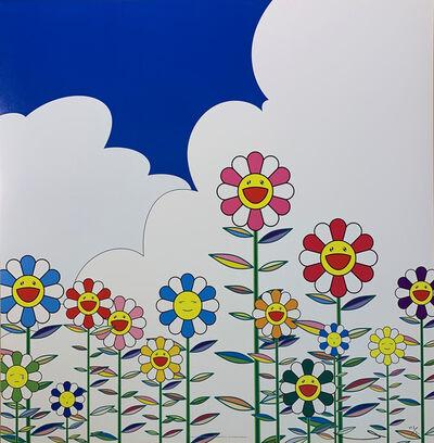 Takashi Murakami, 'Flower 2', 2011