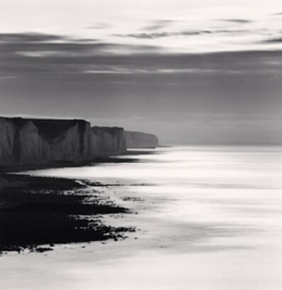 Michael Kenna, 'Ault Cliffs, Study I, Picardy, France', 2009