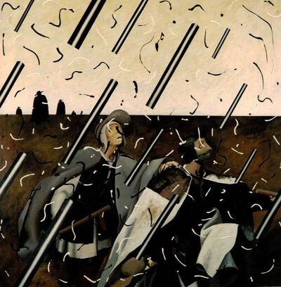 Equipo Crónica, 'La Persecución', 1977