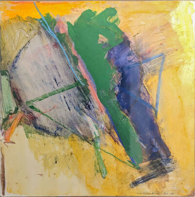 Emily Mason, 'Second Quiver', 1980