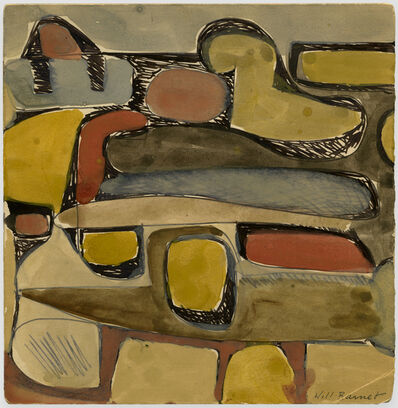 Will Barnet, 'Untitled', 1956